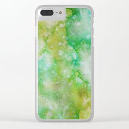 Abstract No. 279 Clear iPhone Case