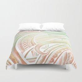 Opaque Polynesian Duvet Cover