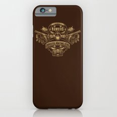 Hawkins Monster Hunting Club iPhone 6s Slim Case
