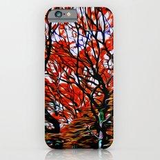 Raging Trees Slim Case iPhone 6s
