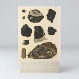 Onyx Mineral Mini Art Print