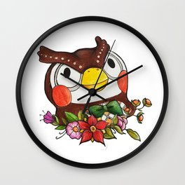 Animal Crossing, Blathers Wall Clock