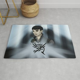 Dishonored -fan art- The Outsider Rug
