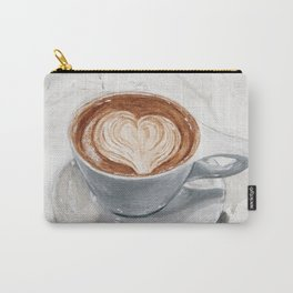Love You A Latte Carry-All Pouch