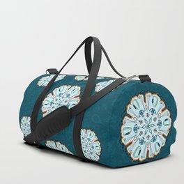Trad Climbing Mandala Duffle Bag