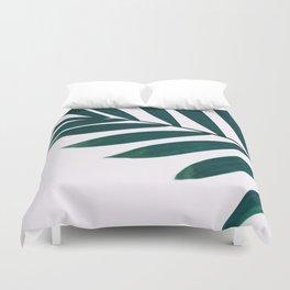 Balmy Palm Duvet Cover
