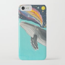 So, that's who created the universe? iPhone Case