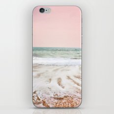 Pink as the ocean iPhone & iPod Skin