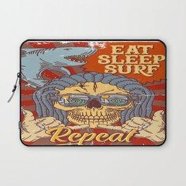 EAT SLEEP SURF - Hang Loose Laptop Sleeve