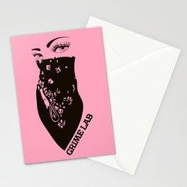 Bandana Girl Stationery Cards