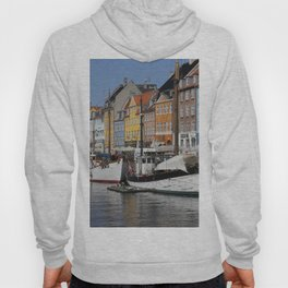 Nyhavn, Copenhagen Hoody