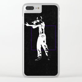 Against All Odds Clear iPhone Case