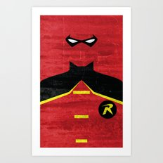 Boy Wonder Art Print