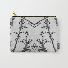Branches in a Pale Sky Carry-All Pouch