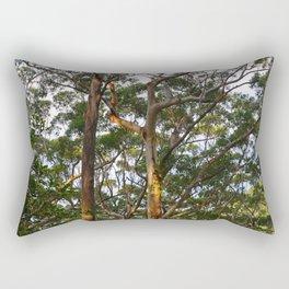 Gum Trees Rectangular Pillow
