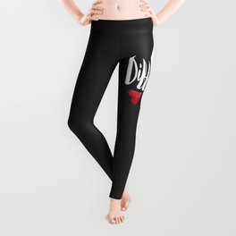 Be Different Babe Leggings