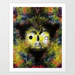 """""""Drunk 3AM Art."""" Art Print"""