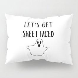 Get Sheet Faced Pillow Sham