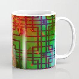 Shambala Matrix by Kenny Rego Coffee Mug