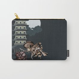 Samurai Hamsters Carry-All Pouch