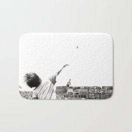 FIGHT FOR THE TEMPLES Bath Mat