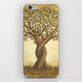 The Love Tree iPhone Skin