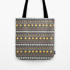 Thankful Rows Tote Bag