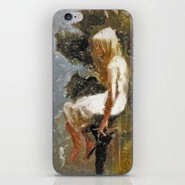 Downcast iPhone Skin