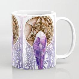 Dark Crystal Art Nouveau Coffee Mug
