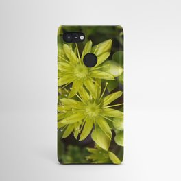 Blooming Green Android Case