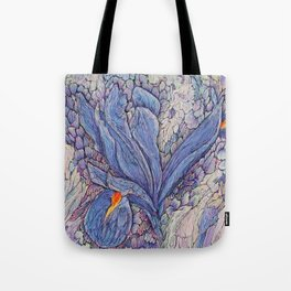 A Song About Iris #1 Tote Bag