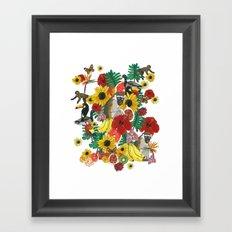 thisthat. Framed Art Print