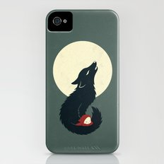 Little Red Riding Hood iPhone (4, 4s) Slim Case
