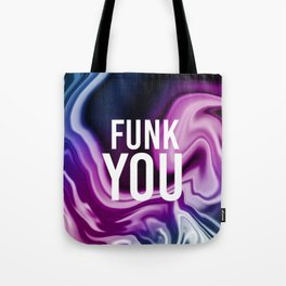 "ABSTRACT LIQUIDS XXXVII ""37"" Tote Bag"