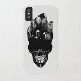 crystals iPhone Case