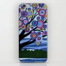 Door County Getaway iPhone & iPod Skin