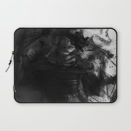 And Cloaked Fangs Laptop Sleeve