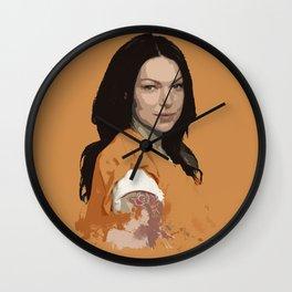 Vause Ass Bitch. Wall Clock