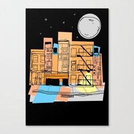 Harlem Shuffle Canvas Print