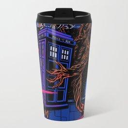 Doctor who Tardis Bad Wolf Travel Mug