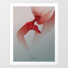 APERITIF Series2 A Art Print