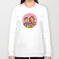 candy Long Sleeve T-shirts featuring Delicious Candy by Popsicle Illusion