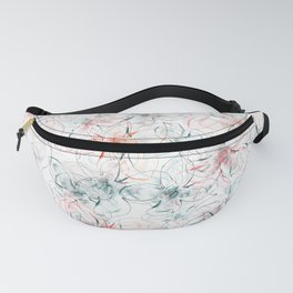 Whirlwind of petals 5 Fanny Pack