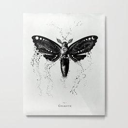 Cosmoth Metal Print