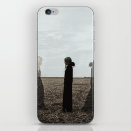 You can not escape from getting older.. iPhone Skin