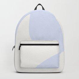 Shape Study #13 - Peach Backpack