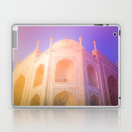 Morning Light Reflexion at Taj Mahal Laptop & iPad Skin