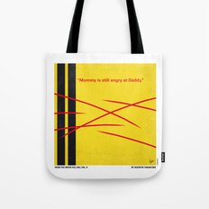No049 My Kill Bill - part 2 minimal movie poster Tote Bag