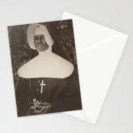 New Orleans Nun by Doris Ulmann, 1931 Stationery Cards