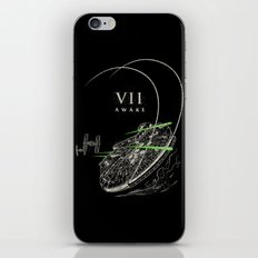 VII: Awake iPhone & iPod Skin